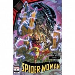 SPIDER-WOMAN -8 GARRON...