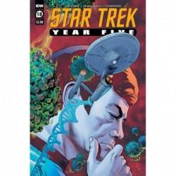 STAR TREK YEAR FIVE -18