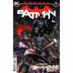 BATMAN ANNUAL -5