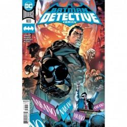 DETECTIVE COMICS -1033