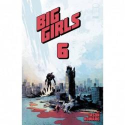 BIG GIRLS -6 CVR A HOWARD