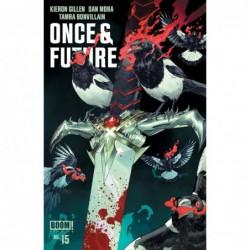 ONCE & FUTURE -15 CVR A MAIN