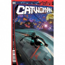 FUTURE STATE CATWOMAN -1