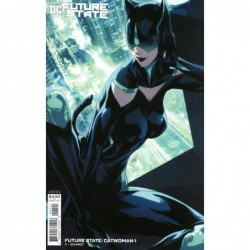 FUTURE STATE CATWOMAN -1...