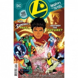 LEGION OF SUPER HEROES -12