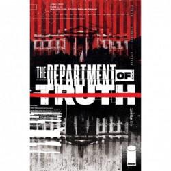 DEPARTMENT OF TRUTH -5 CVR...