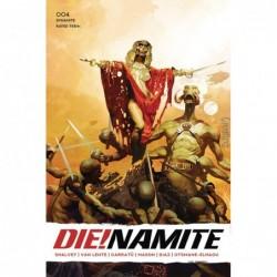 DIE!NAMITE -4 CVR B SUYDAM