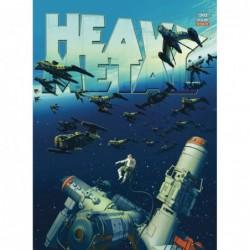 HEAVY METAL -303 CVR A BLANCHE