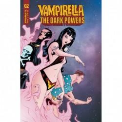 VAMPIRELLA DARK POWERS -2...