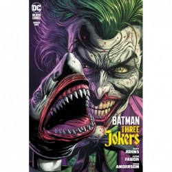 Batman Three Jokers -1 2nd...
