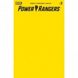 POWER RANGERS -2 CVR C...