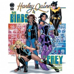 HARLEY QUINN & THE BIRDS OF...