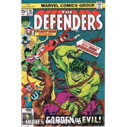 THE DEFENDERS - 36
