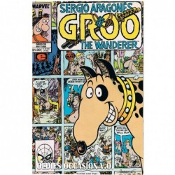 GROO THE WANDERER - 39