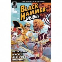 BLACK HAMMER VISIONS -1 (OF 8)
