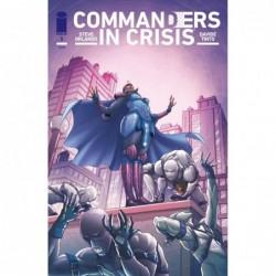 COMMANDERS IN CRISIS -5 (OF...