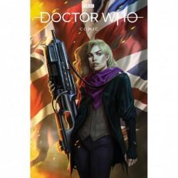 DOCTOR WHO COMICS -4 CVR A...