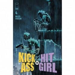 KICK-ASS VS HIT-GIRL -4 (OF...