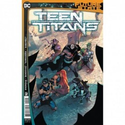 FUTURE STATE TEEN TITANS -2