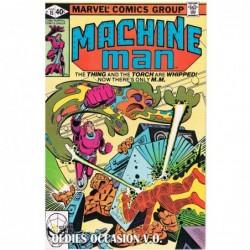 MACHINE MAN - 15