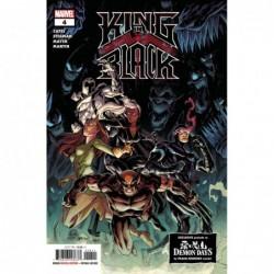 KING IN BLACK -4 (OF 5)
