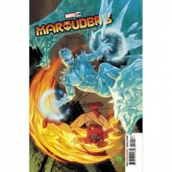 MARAUDERS -18