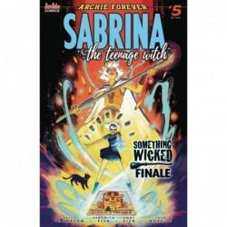 SABRINA SOMETHING WICKED -5...