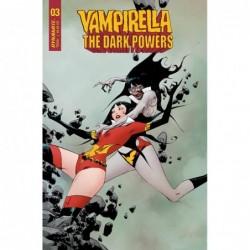 VAMPIRELLA DARK POWERS -3...