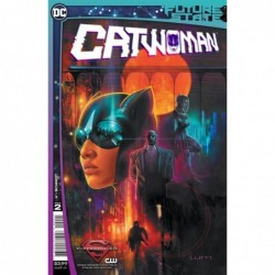 FUTURE STATE CATWOMAN -2
