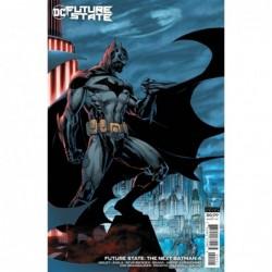 FUTURE STATE NEXT BATMAN -4...