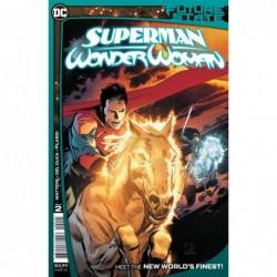 FUTURE STATE SUPERMAN...