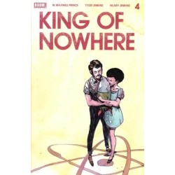 KING OF NOWHERE -4 (OF 5)...
