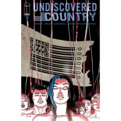 UNDISCOVERED COUNTRY -7 CVR...