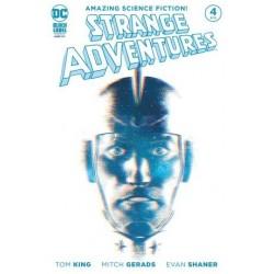 STRANGE ADVENTURES -4 (OF...