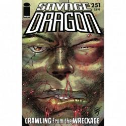 SAVAGE DRAGON -251 (RES)