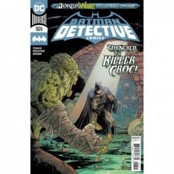 DETECTIVE COMICS -1026