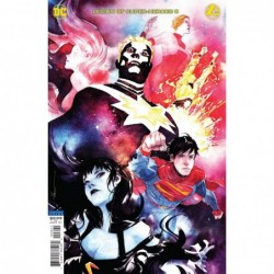 LEGION OF SUPER HEROES -8...