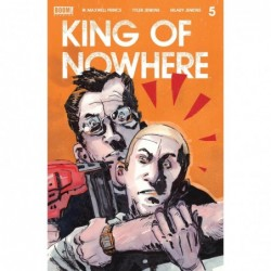 KING OF NOWHERE -5 (OF 5)...
