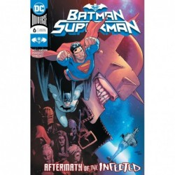 BATMAN SUPERMAN -6