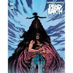 WONDER WOMAN DEAD EARTH -4...