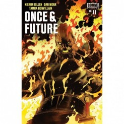 ONCE & FUTURE -11
