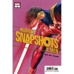 X-MEN MARVELS SNAPSHOT -1