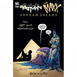 BATMAN MAXX ARKHAM DREAMS...