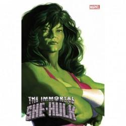 IMMORTAL SHE-HULK -1 ALEX...