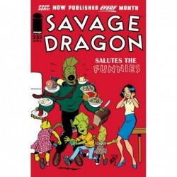 SAVAGE DRAGON -252