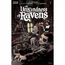 UNKINDNESS OF RAVENS -1 CVR...