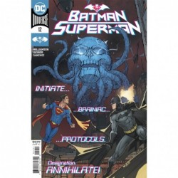 BATMAN SUPERMAN -12