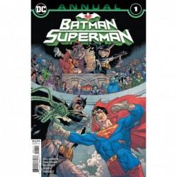 BATMAN SUPERMAN ANNUAL -1