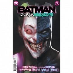 BATMAN THE JOKER WAR ZONE -1