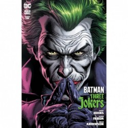 BATMAN THREE JOKERS -2 (OF 3)